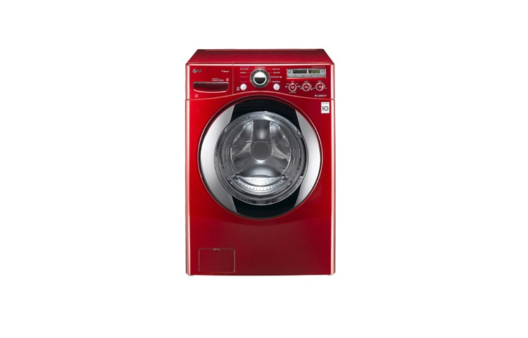 LG Washing Machines WM2650HRA thumbnail 1