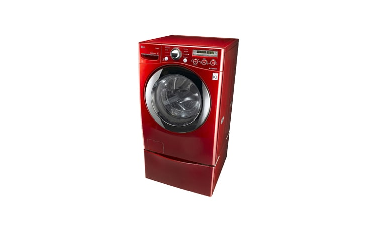 LG Washing Machines WM2650HRA thumbnail 4