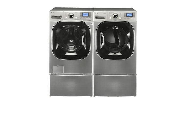 Lg Washers Lg Wm3875hvca Front Load Washer Lg
