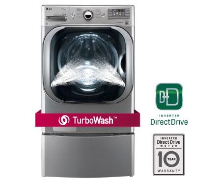 Lg Washers Lg Wm8000hva Mega Capacity Titan Washer