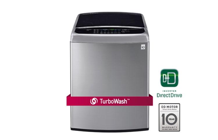 Lg Wt1701cv Washer Mega Capacity He Top Load Washer Lg Canada