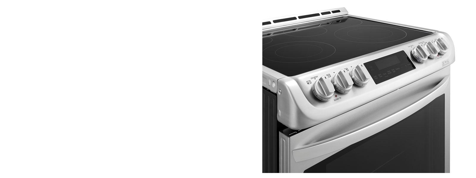 lg cuisini re lectrique encastrable de 178 4 l dot e des. Black Bedroom Furniture Sets. Home Design Ideas