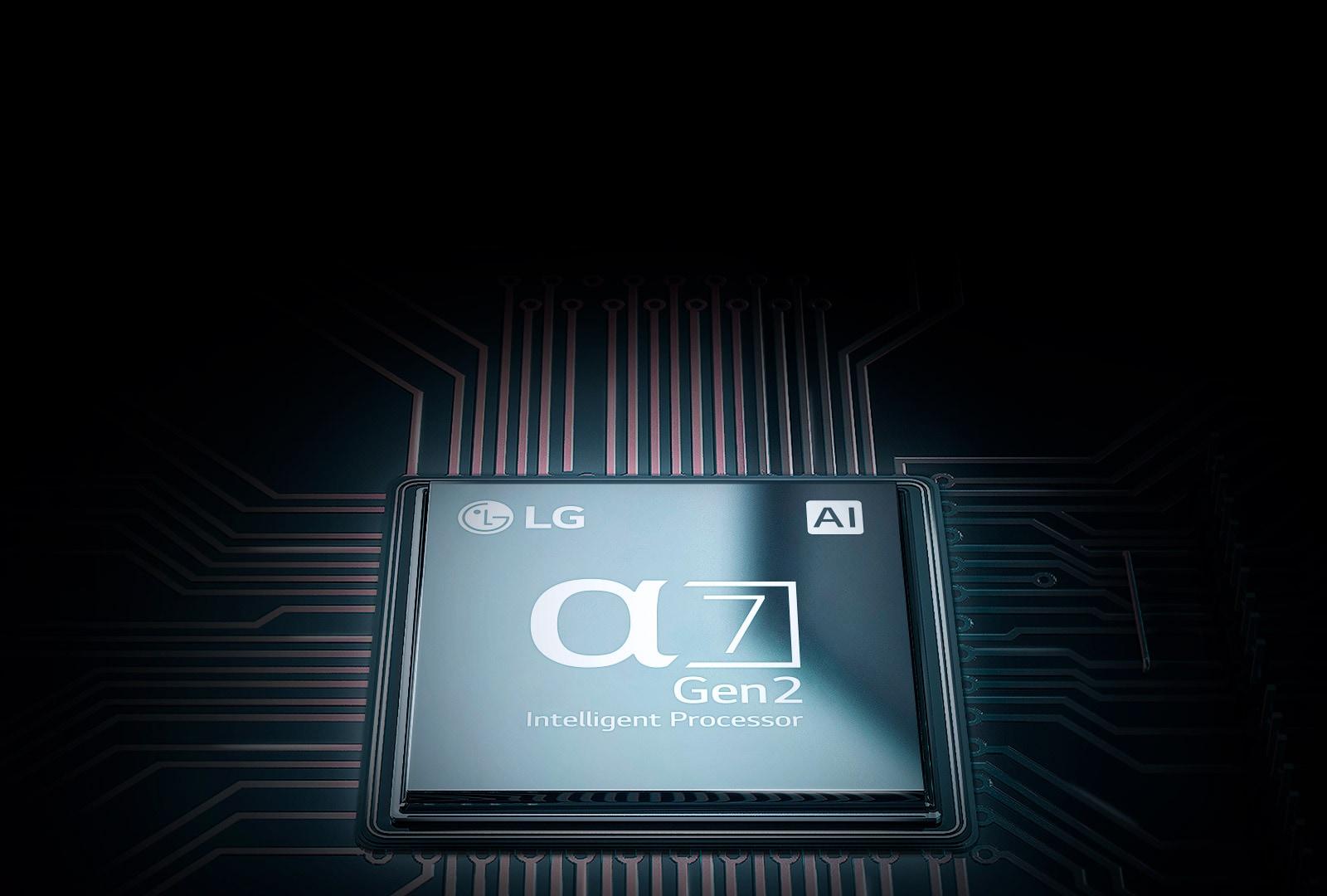 Le proc. intel. α7 de 2e gén. améliore tout1