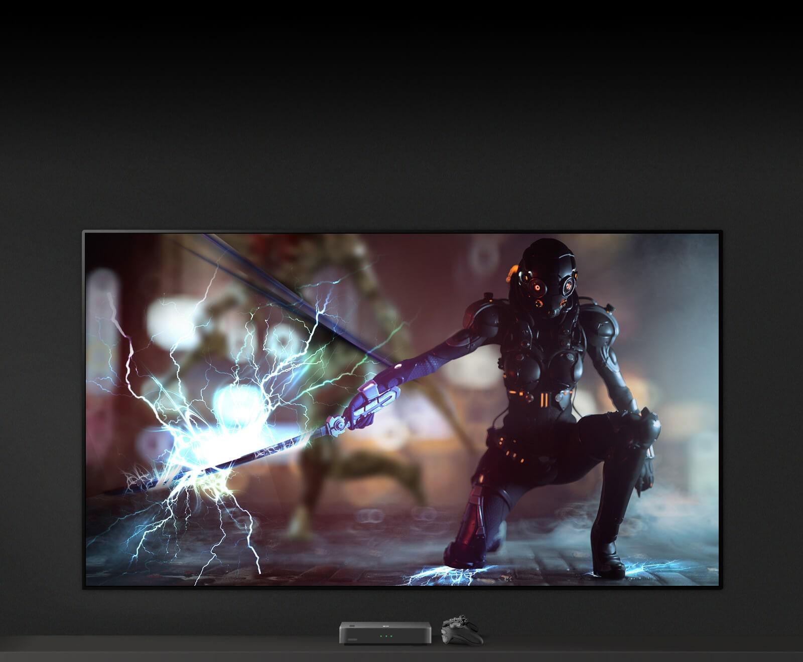 Technologies audio et vidéo immersives pour le jeu1