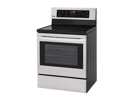 lg cuisini res lg lre6323st cuisini re lectrique avec convection par ventilateur lg canada. Black Bedroom Furniture Sets. Home Design Ideas