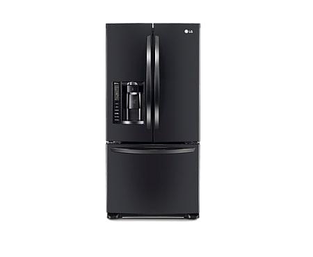 LG Réfrigérateurs LG LFXSB Réfrigérateur Portes Française - Refrigerateur 3 portes