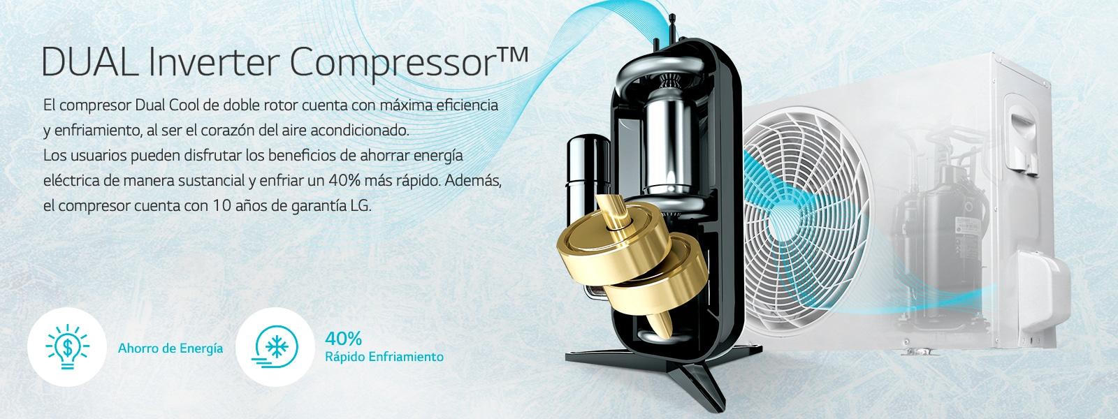 Ahorro de Energía y Enfriamiento Rápido LG COLOMBIA