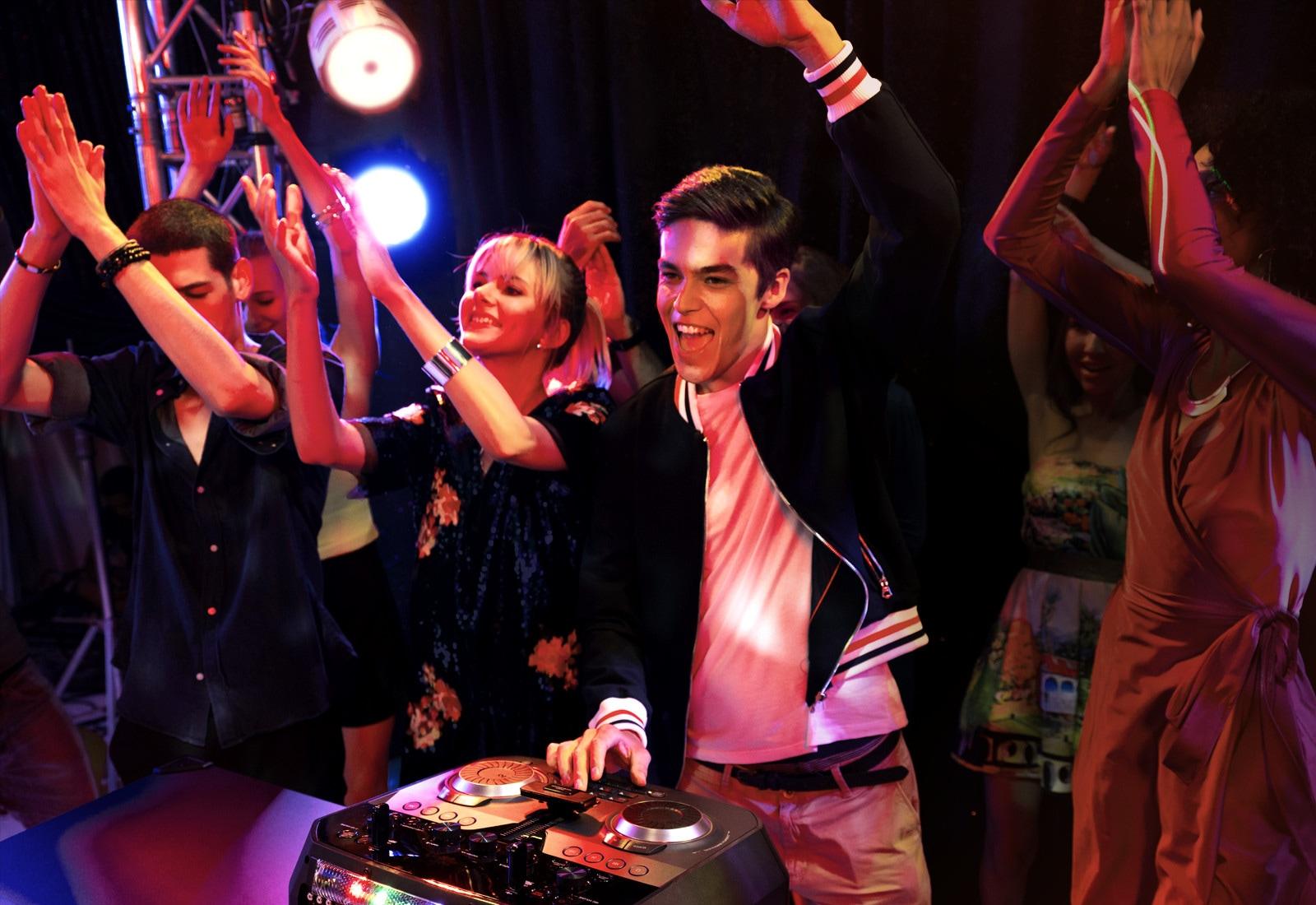Saca el DJ que llevas dentro<br>1
