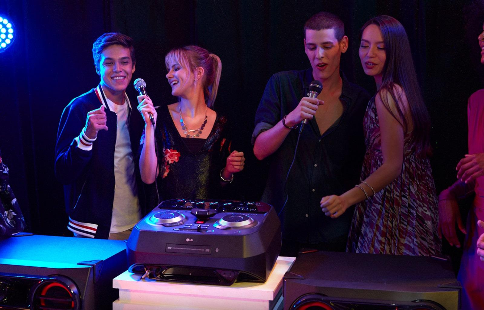 Muestra tus talentos cantando con Karaoke Star<br>1