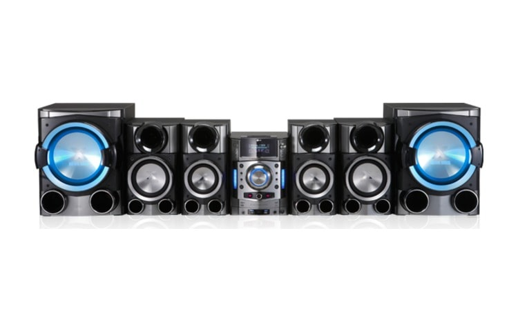 LG KSM1506 Home Audio - Mini componente KSM 1506 X-Metal