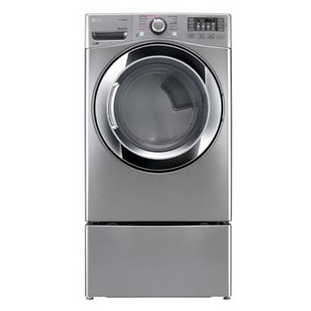 Secadoras tu ropa en buenas manos lg centroam rica y caribe - Soporte secadora sobre lavadora ...