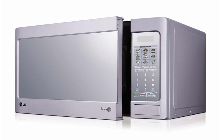 Lg horno con capacidad 1 1 pies 30 litros potencia 1300w - Soporte de microondas ...