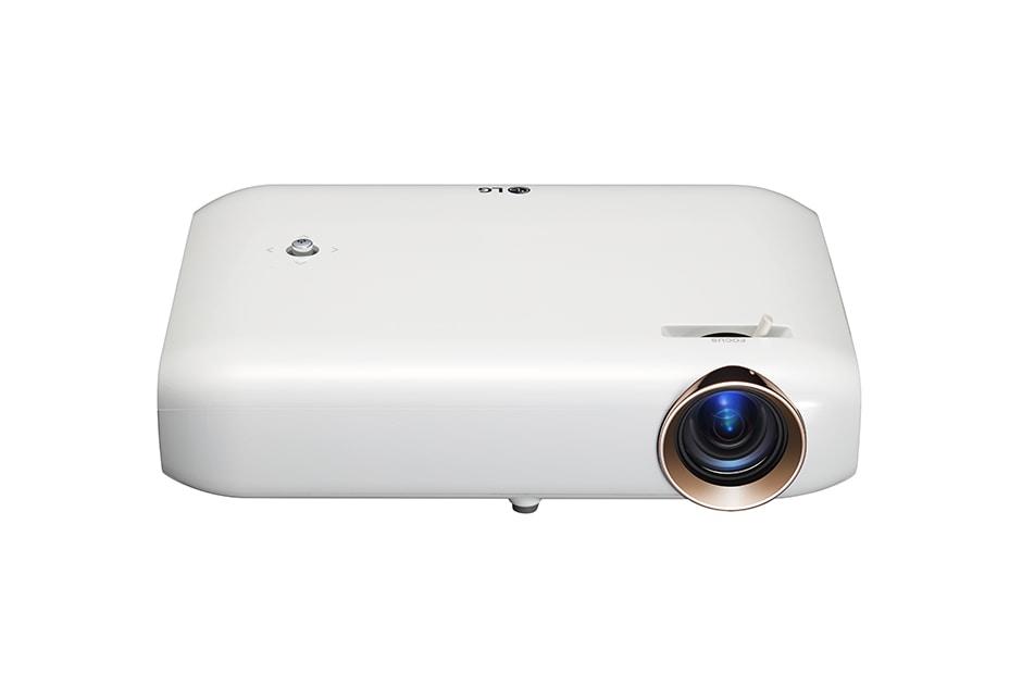LG La máxima potencia en proyección LED con 1.500 lúmenes ANSI con ...