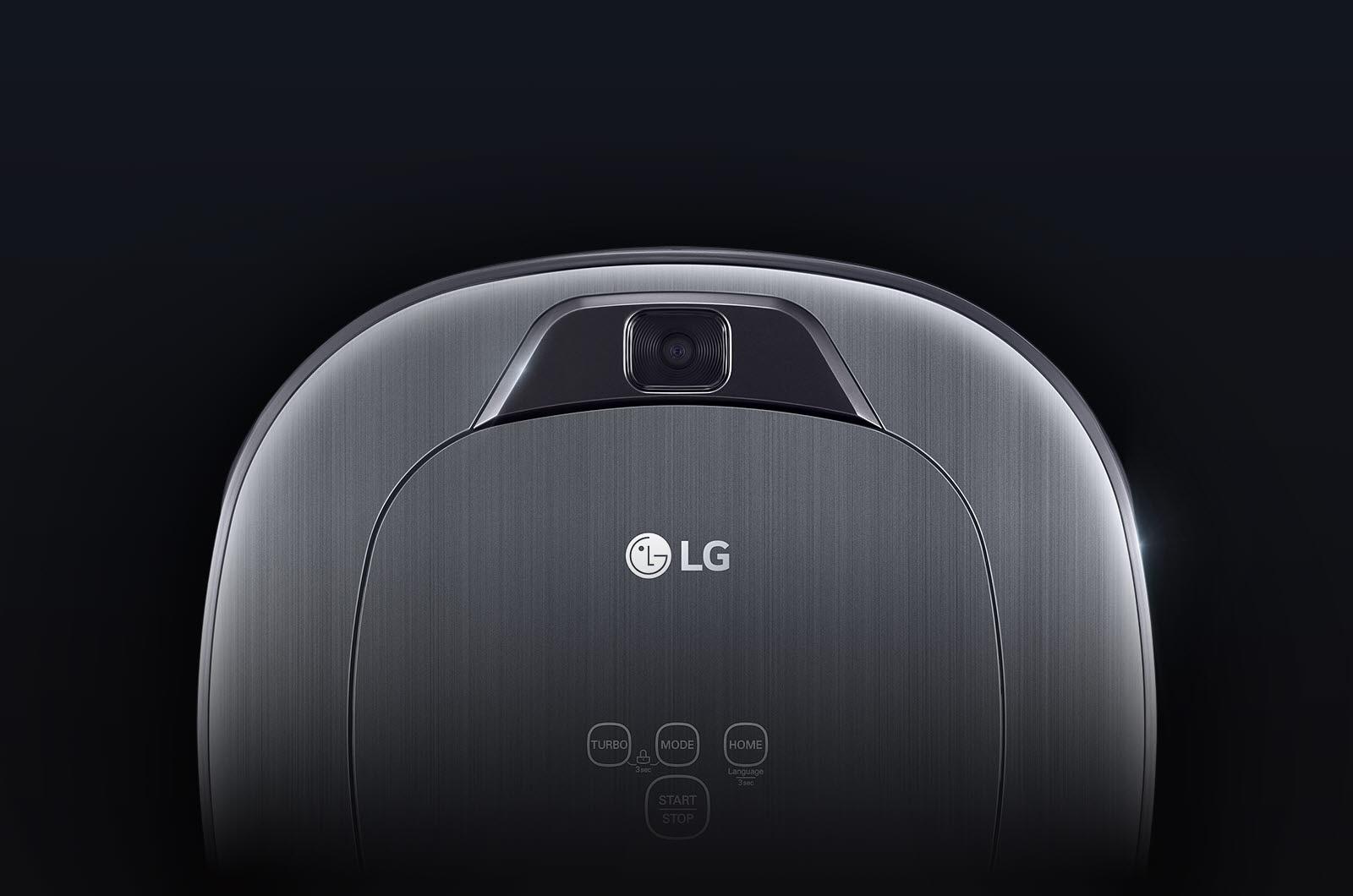 LG HOM-BOT™ Turbo+ Robotic Smart wi-fi Enabled Vacuum | LG