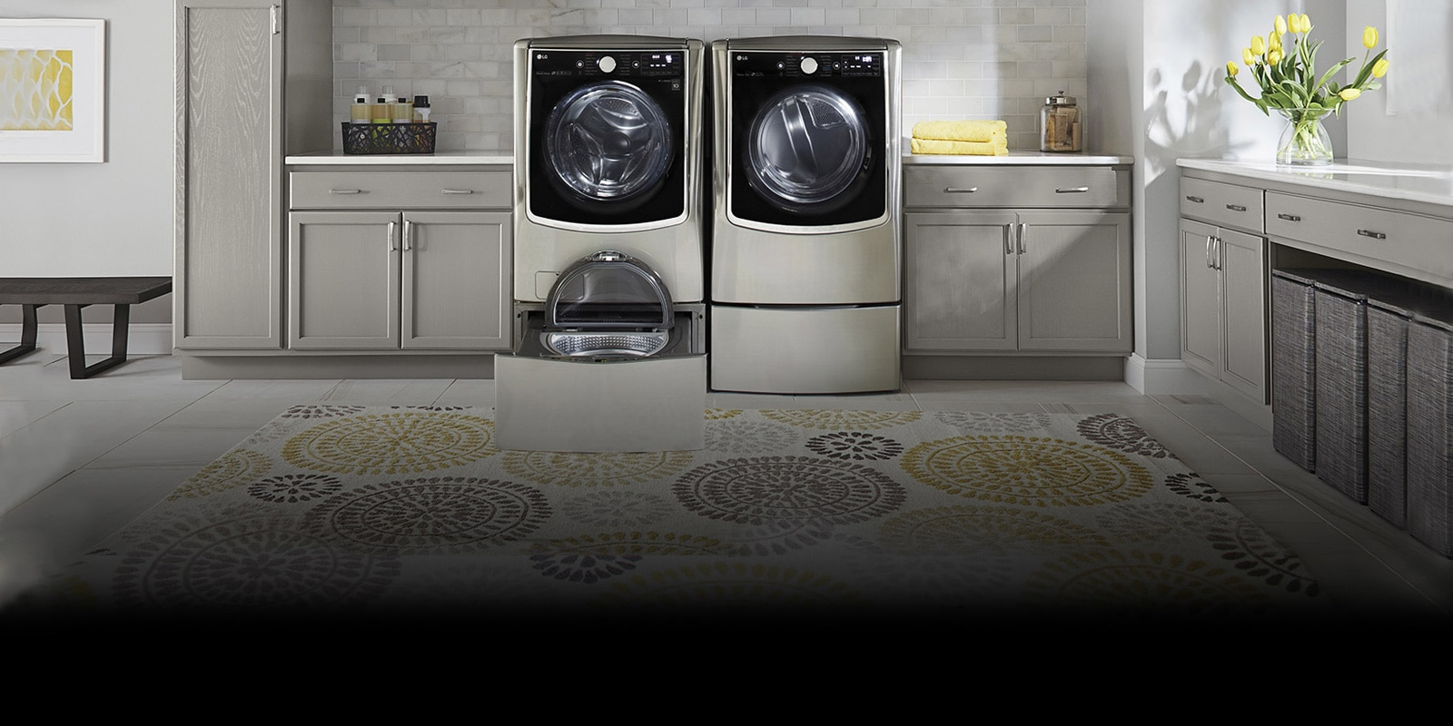 Washer Dryers Lg Central America And Caribbean