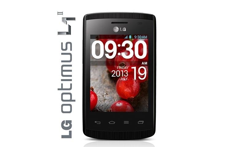 Image result for LG Optimus L1 II E410