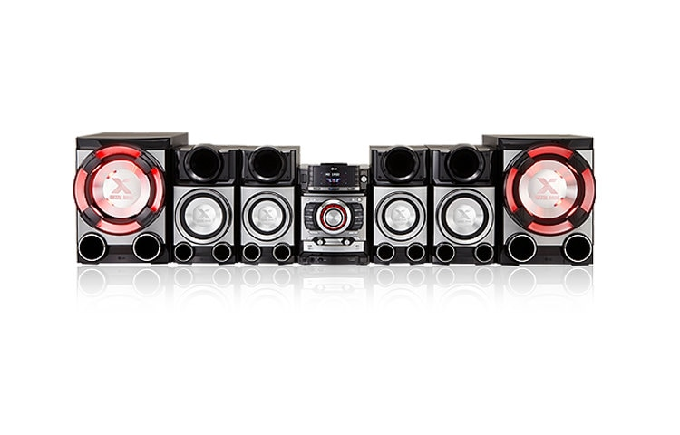20,000 Watts Wow! this really is power, this is X-Metal Bass
