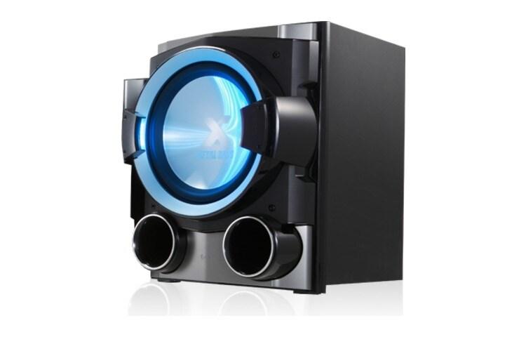 LG KSM1506 Home Audio - Mini component KSM 1506 X-Metal Bass
