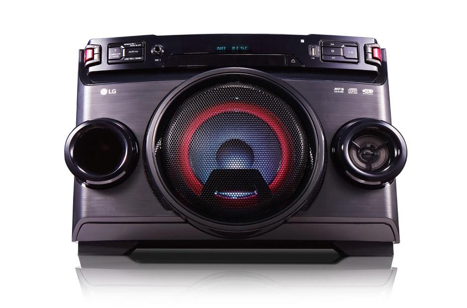 Lg Om4560 220w Hi Fi Entertainment System With Bluetooth