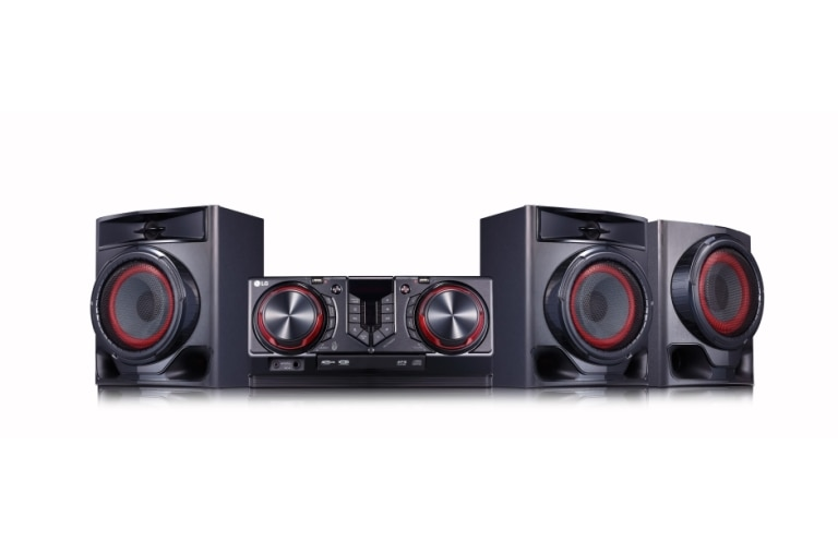 LG Home Audio CJ45 thumbnail 1