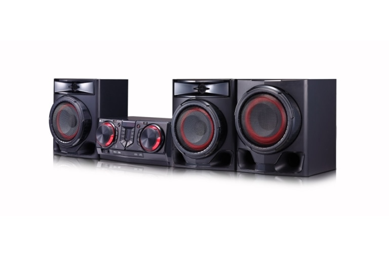 LG Home Audio CJ45 thumbnail 3