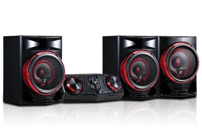 Audio Y Video Power Hi Fi Audio With Karaoke