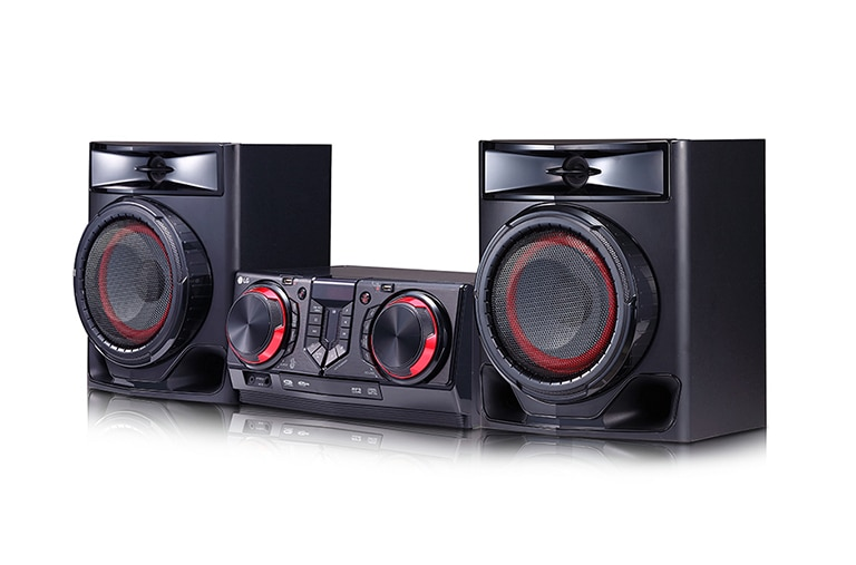 LG Home Audio CJ44 thumbnail +3