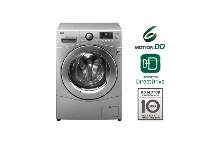 LG Washing Machines & Dryers WD1406RD5 1