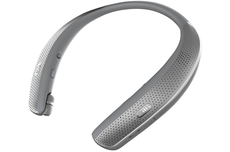Mobile Accessories LG TONE Studio™ Bluetooth® Wearable Personal Speaker Headset thumbnail 2