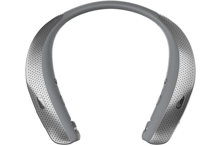 Mobile Accessories LG TONE Studio™ Bluetooth® Wearable Personal Speaker Headset thumbnail 3