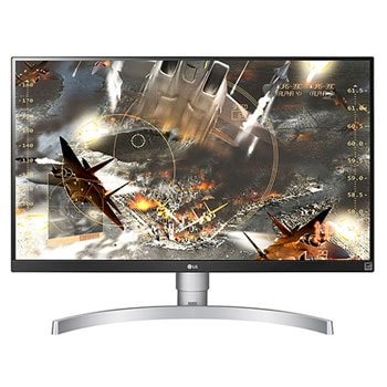 "27"" Class 4K UHD IPS LED Monitor with VESA DisplayHDR 400 (27"" Diagonal)1"