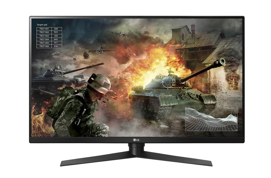 "LG UltraGear 32"" Class QHD Gaming Monitor with G-SYNC™ (31 5"