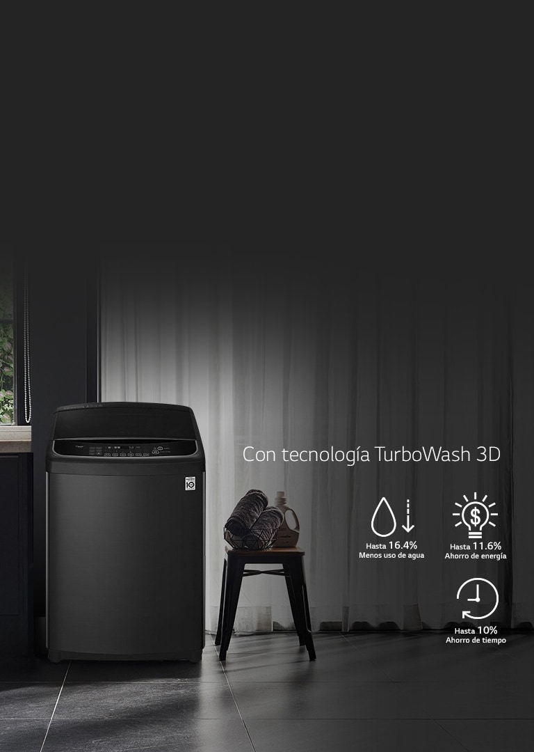 LG Top Load Washing Machines
