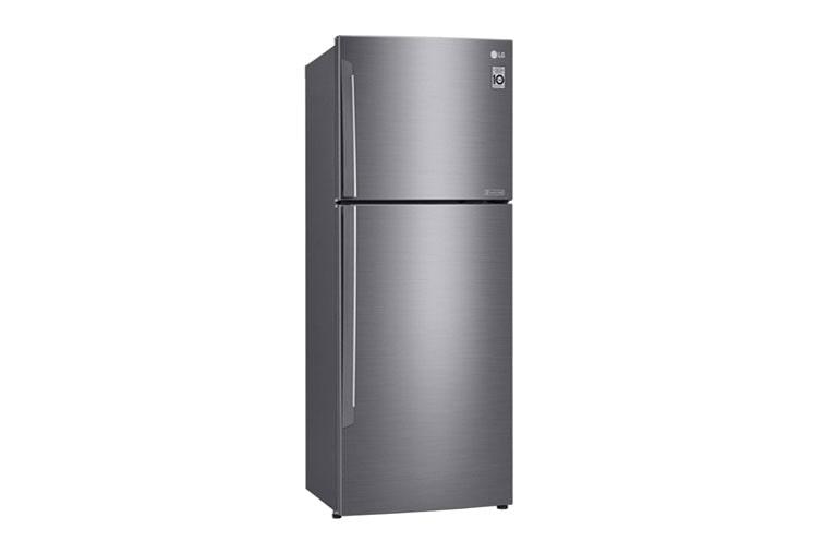 LG GBF61PZJZN nevera y congelador Independiente Platino 336 L A++ 336 L, SN-T, 12 kg//24h, A++, Compartimiento de zona fresca, Platino Frigor/ífico
