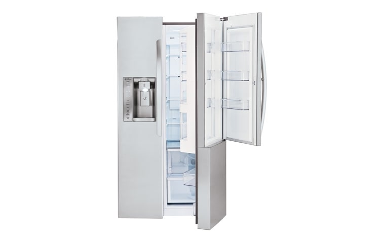 LG Refrigerators GS74SDS thumbnail 1