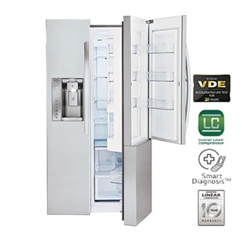 Refrigerator | Door in Door | Linear Compressor | Capacity 26 cu ft1