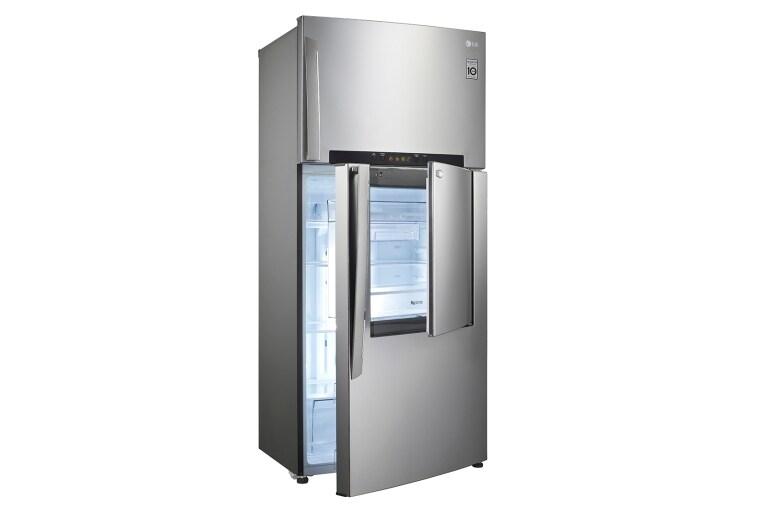 Refrigerator Door In Door Linear Compressor Capacity