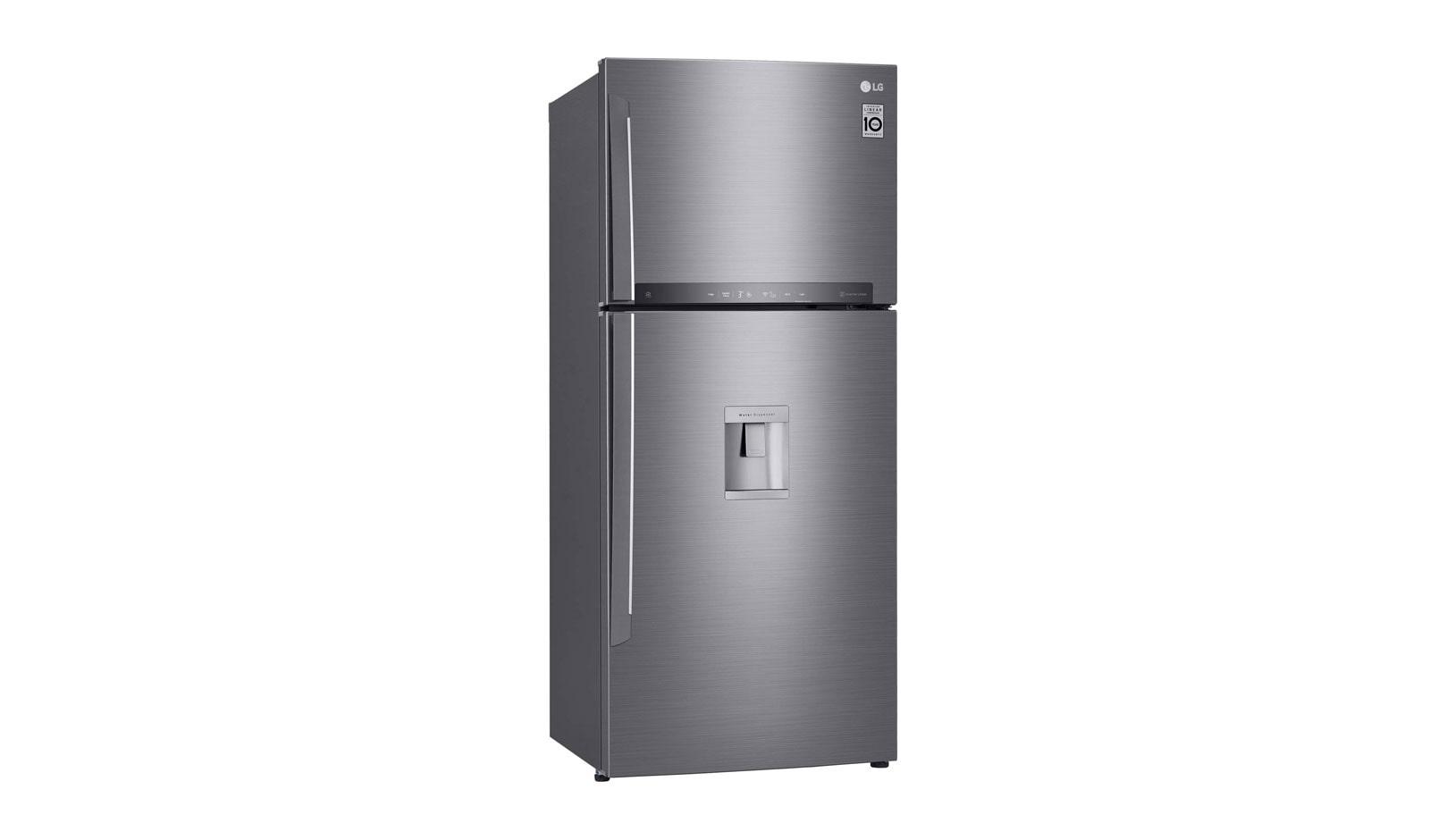 LG 437L Inverter Linear Compressor Refrigerator (10 year warranty) | LG  Central America and Caribbean