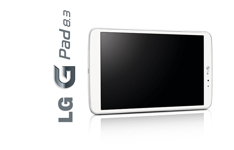 "LG G PAD 8.3 TABLET FEATURES A BEAUTIFUL 8.3"" FHD DISPLAY AND A POWERFUL QUAD-CORE PROCESSOR, WHICH ALLOWS YOU TO MULTITASK EFFICIENTLY WITH A SUITE OF INTUITIVE FEATURES. thumbnail 7"