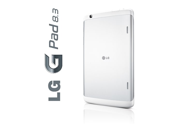 "LG G PAD 8.3 TABLET FEATURES A BEAUTIFUL 8.3"" FHD DISPLAY AND A POWERFUL QUAD-CORE PROCESSOR, WHICH ALLOWS YOU TO MULTITASK EFFICIENTLY WITH A SUITE OF INTUITIVE FEATURES. thumbnail 9"