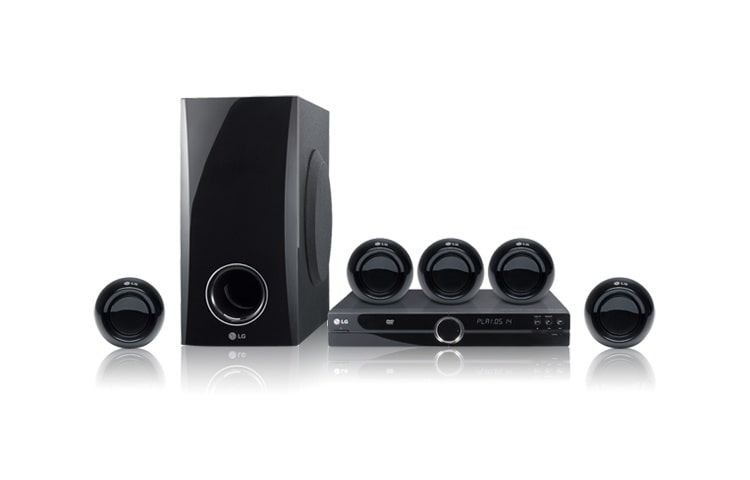 LG Home Theater Systems HT304SL thumbnail 1