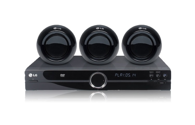LG Home Theater Systems HT304SL thumbnail 2