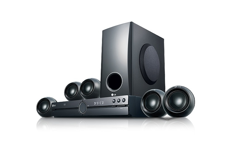 LG Home Theater Systems HT304SL thumbnail 6