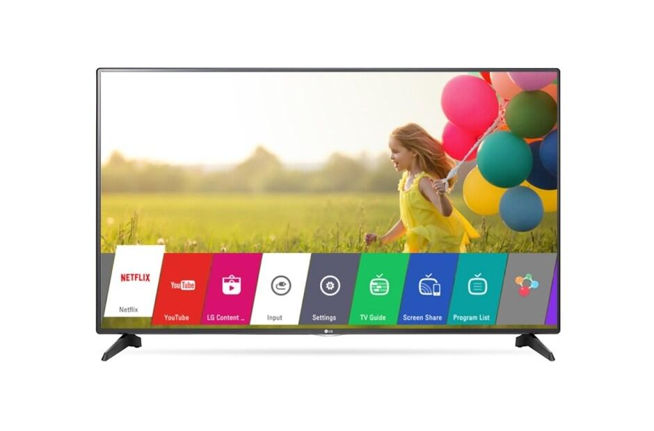 be378099aec 1080p Full HD Smart LED TV - 55