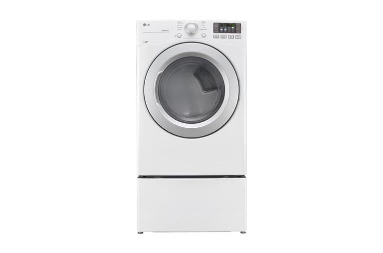 LG Washing Machines & Dryers DLE3170W thumbnail 2