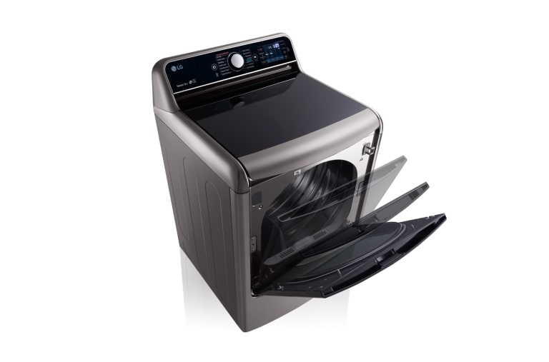 LG Washing Machines & Dryers DLEX7700VE thumbnail 2
