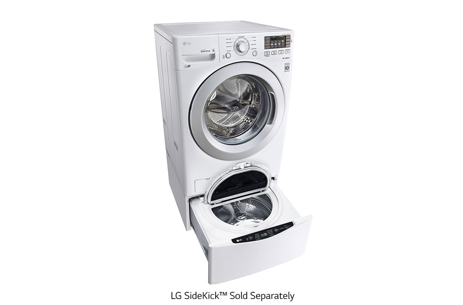 Lg Washer And Dryer Manufacturer Warranty ~ Lg cu ft ultra large capacity front load washer with