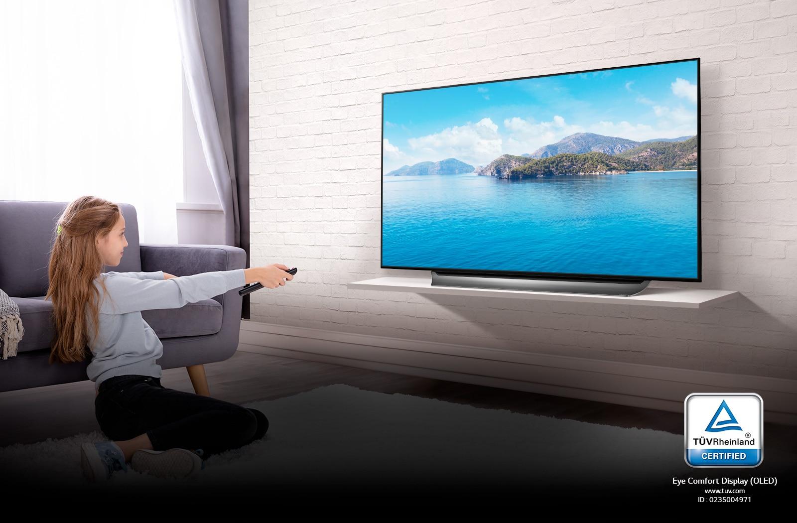 Udobna televizija - s certifikatom TÜV Rheinland
