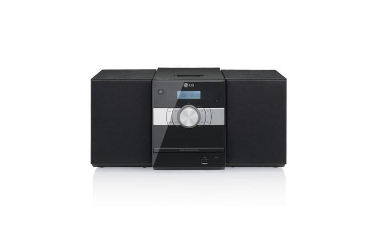 lg xp16 micro hi fi anlage mit cd player und usb anschluss. Black Bedroom Furniture Sets. Home Design Ideas