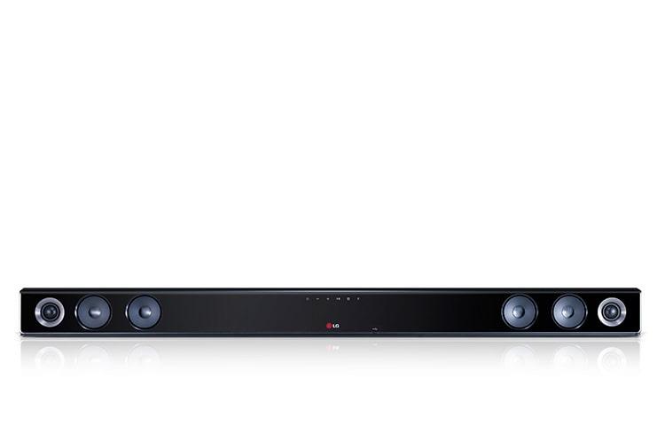 lg nb3530a 2 1 speakerbar mit drahtlosem aktivem subwoofer. Black Bedroom Furniture Sets. Home Design Ideas